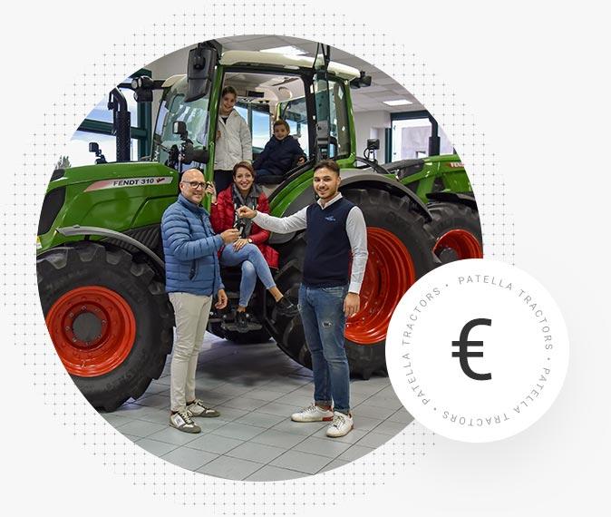 Patella Tractors - Vendita Trattori
